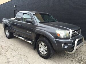 2009 Toyota Tacoma Off Road 4X4 extended $9,500 cam.