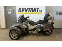 2011 CAN AM SPYDER RT-S SE5