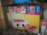 Brand new old fashion hotdog machine