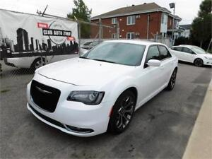 CHRYSLER 300S 2016 (AUTOMATIQUE BLUETOOTH CAMÉRA DE RECUL)
