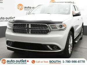2015 Dodge Durango Nav Push Start Button, Dual Climate Controls,