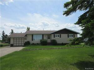 Gardener's delight! 3 BR home in quiet area in Shoal Lake!