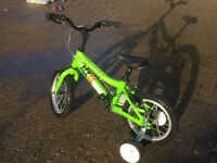 Ridgeback MX 14 Kids Bike, Suitable for aged 3 -5