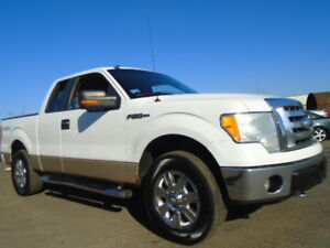 2009 Ford F-150 XLT SUPPERCAB-4X4-ONE OWNER TRUCK--AMAZING SHAPE