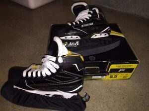 Skates Goalie Bauer size 5.5 New from Store