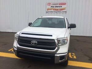 2014 Toyota Tundra 4x2 Regular Cab 5.7L SR5 Package