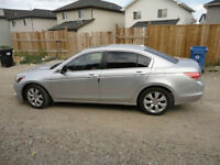 2008 Honda Accord EXL Sedan