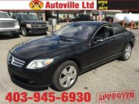 2007 Mercedes CL550 COUPE NAVI BACKUPCAM MASSAGE SEAT PHONE