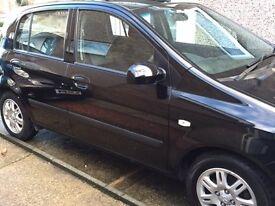 Hyundai Getz 1.4 One owner from new fantastic genuine car