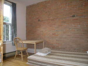 6½ avec balcons,laveuse et sécheuse,près de l'McGill,Cegep,Collè