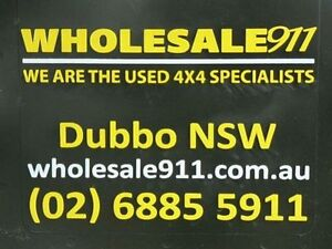 2013 Toyota Hilux KUN26R MY14 SR (4x4) White 5 Speed Manual Dual Cab Chassis Dubbo Dubbo Area Preview