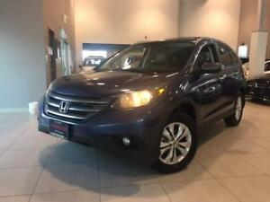 2013 Honda CR-V TOURING-NAVIGATION-CAMERA-LEATHER-ROOF