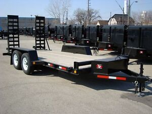 Canadian Made - Bobcat HD Low-Bed Float Trailers Kitchener / Waterloo Kitchener Area image 6