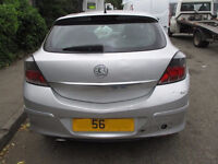2006 VAUXHALL ASTRA 3DR MK5 Z16XEP BREAKING FOR PARTS / SPARES