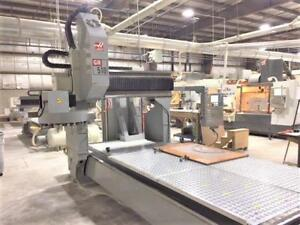 2008 HAAS GR-510 WITH EXTENDED Z TRAVEL