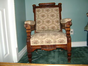 Vintage Eastlake Chair Peterborough Peterborough Area image 1