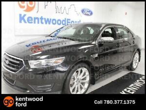 2017 Ford Taurus Limited AWD ecoboost, heated/cooled power leath