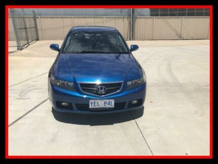 2005 Honda Accord Euro CL MY2006 Luxury Blue 5 Speed Automatic Sedan Fyshwick South Canberra Preview