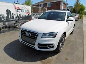 AUDI SQ5 TECHNIK SLINE 2015 (TOIT PANORAMIQUE, BLUETOOTH)