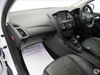 Ford Focus 1.5 TDCi Titanium X 5dr Nav Leather