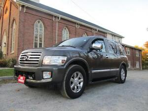 2006 Infiniti QX56 - 7PASSENGER - LEATHER+SUNROOF+NAVI+CERTIFIED