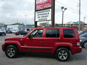 2008 Jeep Liberty Sport North Edition Safety Included