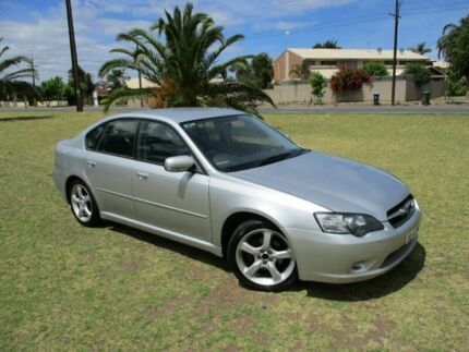 2004 Subaru Liberty MY04 2.5I 5 Speed Manual Sedan Alberton Port Adelaide Area Preview