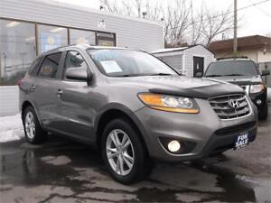 2011 HYUNDAI SANTA FE GL SPORT * SUNROOF * LEATHER * AWD !!!