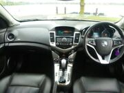 2013 Holden Cruze JH Series II MY13 CDX Sportwagon Black 6 Speed Sports Automatic Wagon Wendouree Ballarat City Preview