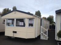 Talacre Beach 5* park 4 BED Double Glazed & Central Heated