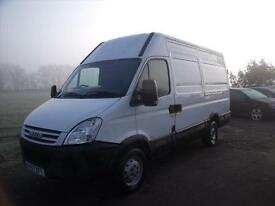 IVECO DAILY 35S12V MWB H-R, White, Manual, Diesel, 2007