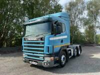 Scania 124 420 Midlift Tractor Unit