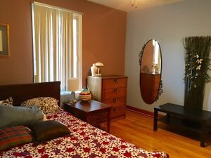 Large Furnished room Metro st Michel available July 1st
