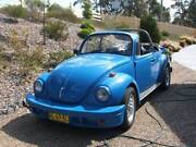 VW CLASSIC  1972 CONVERTIBLE Hartley Lithgow Area Preview