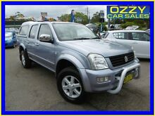 2004 Holden Rodeo RA LT (4x4) 5 Speed Manual Crewcab Penrith Penrith Area Preview