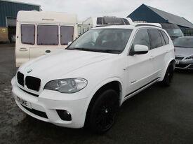 BMW X5 3.0TD ( 245bhp ) 4X4 ( s/s ) Auto 2012MY xDrive30d M Sport