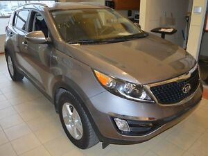 2016 Kia Sportage LX All-wheel Drive