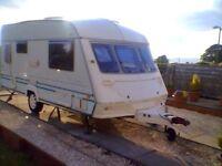 caravan caravans , abi dalsman 97 mdl,all kit all paperwork