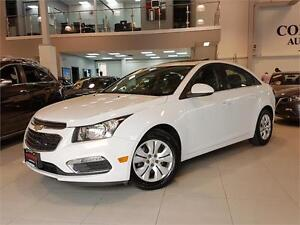 2016 Chevrolet Cruze LT-AUTO-REAR CAM-SUNROOF-ONLY 50KM