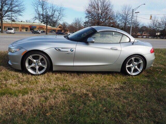 2015 BMW Z4 sDrive28i 48004 Miles Glacier Silver Metallic 2D Convertible 2.0L 4-