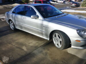 2004 Mercedes s500 4 matic AMG