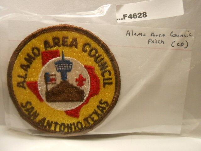 ALAMO AREA COUNCIL SAN ANTONIO, TEXAS HEMISPHERE PATCH (CP F4628