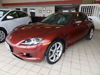 2006 MAZDA RX8 SPEED EDITION ,CERTIFY 3 YEARS P-T-W AVAILABLE