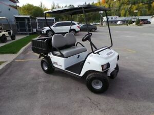 2014 CLUB CAR Carryall 100 GAS POWERED - EFI - UTILITY CART
