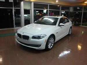 BMW 528i xDrive 2013 usage a vendre Cam-GPS-Full-BasKilo-AWD-