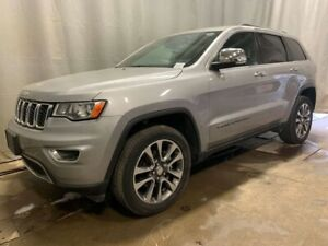 2018 Jeep Grand Cherokee Limited - Heated Leather+Wheel, Sunroof