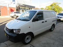 2002 Toyota Townace KR42R SBV White 5 Speed Manual Van Croydon Burwood Area Preview