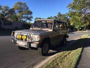 1988 Mitsubishi Pajero Exceed 2.5L Turbo Diesel Mudgeeraba Gold Coast South Preview