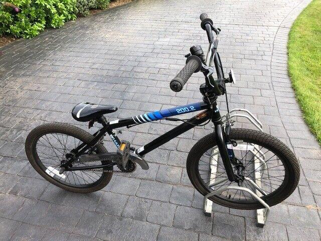 HARO 200.2 BMX Bike 20 Inch - Black