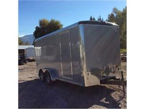 Look Trailer - Top Quality Vision Model 7x16 Ramp